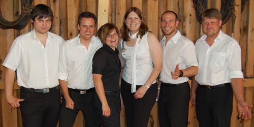 Hochzeitsband Tanzband Duo Trio Bayern Deutschland Coverage